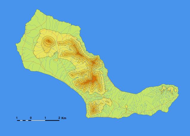 Cabo Verde Tenth Island Project: Santa Luzia Island